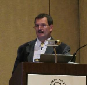 Howard_Vlieger at 2011 WAPF Conference