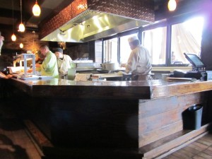 Grille kitchen