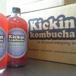 Kickin Kombucha